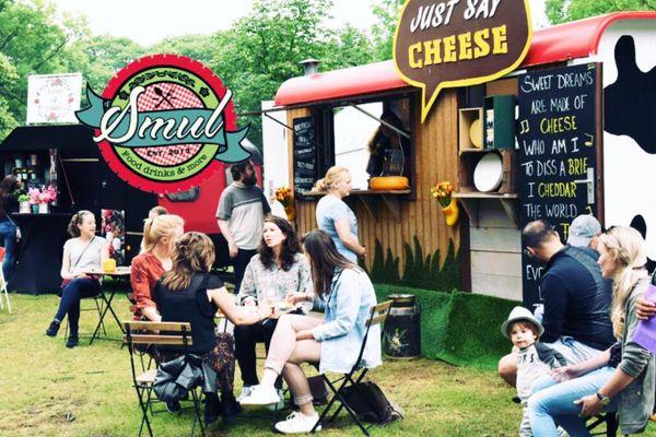 Foodtruck Festival Smul in Uden