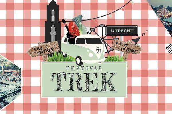 Festival Trek in Utrecht