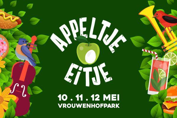 Appeltje Eitje in Roosendaal