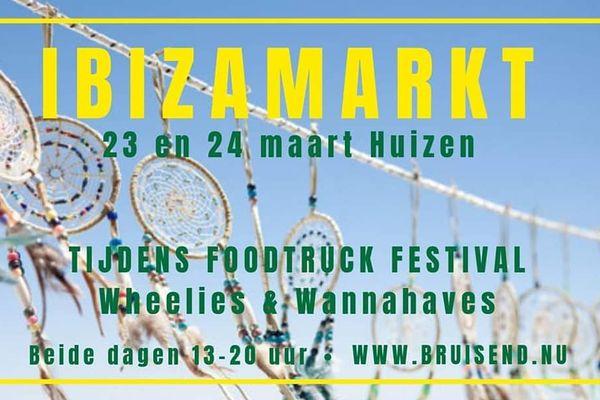 Wheelies & Wannahaves in Huizen