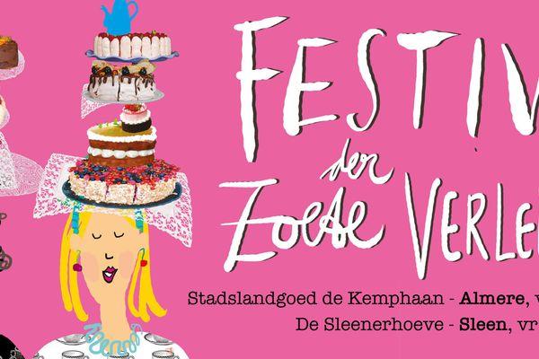 Festival der Zoete Verleidingen in Almere