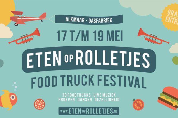 Eten op Rolletjes in Alkmaar