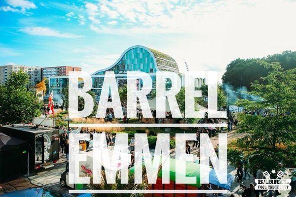 Barrel Food Truck Fest in Emmen