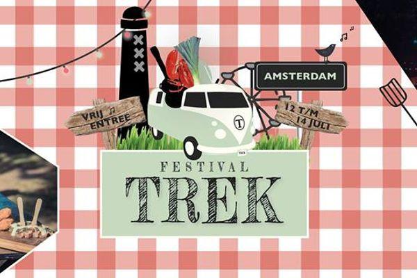 Festival Trek in Amsterdam