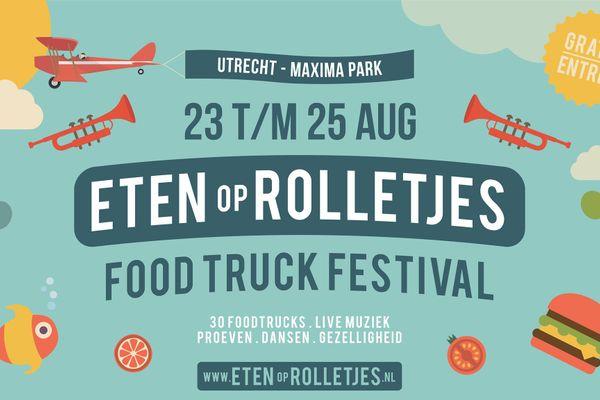 Eten op Rolletjes in Utrecht