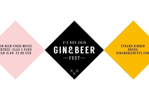 Gin & Beer Fest 2018 in Breda