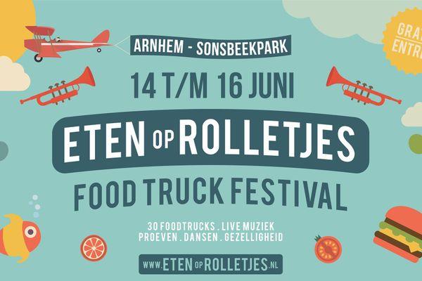 Eten op Rolletjes in Arnhem