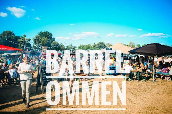 Barrel Food Truck Fest in Ommen