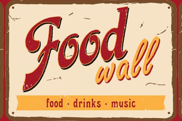 Foodwall in Zutphen