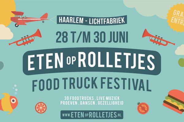 Eten op Rolletjes in Haarlem