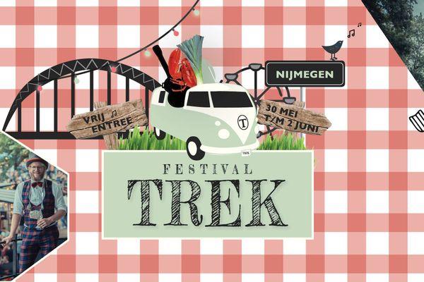 Festival Trek in Nijmegen