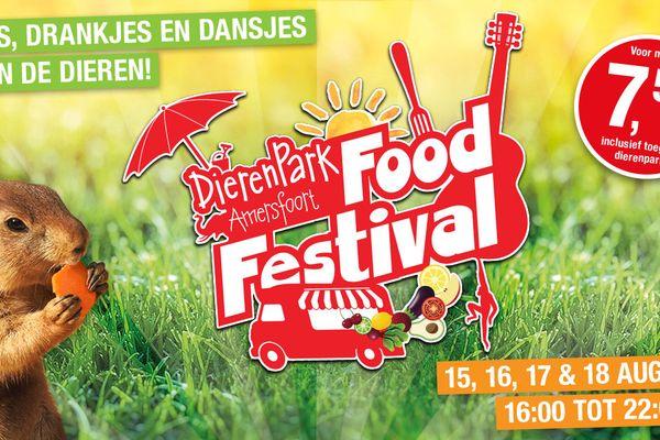 DierenPark Amersfoort Foodfestival in Amersfoort