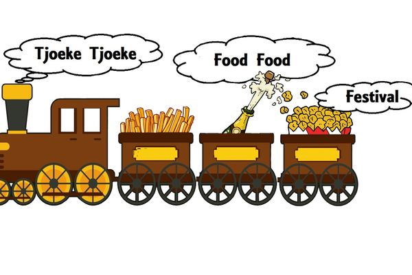 Tjoeke Tjoeke Food Food in Huizen