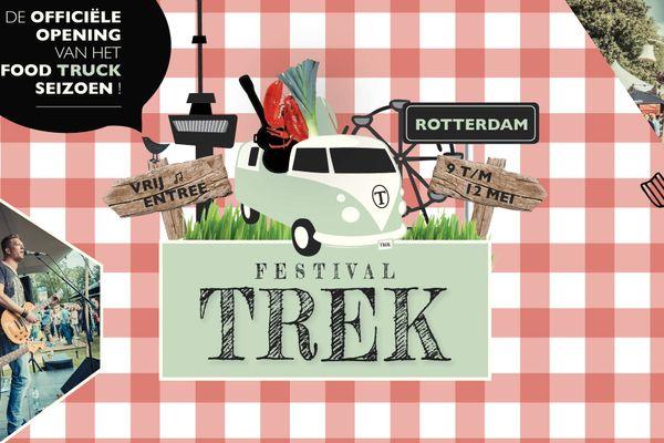 Festival Trek in Rotterdam
