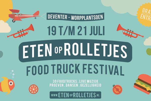 Eten op Rolletjes in Deventer