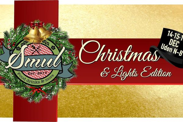 Smul Christmas & Lights Edition in Uden
