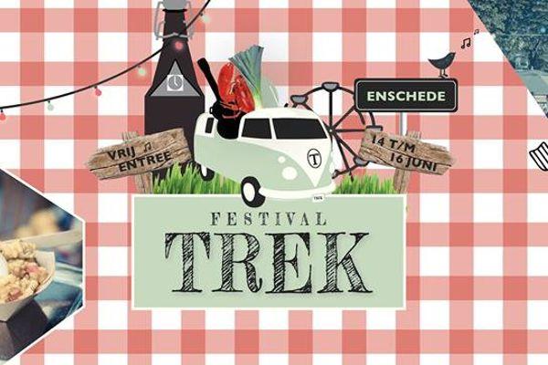 Festival Trek in Enschede