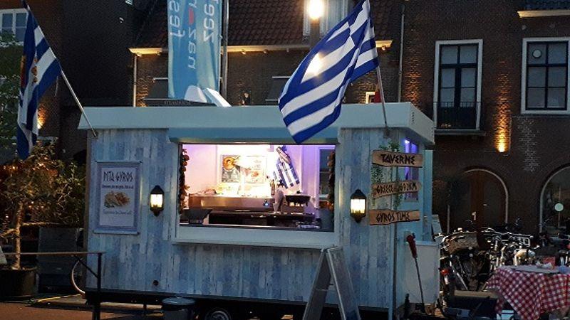 Griekse Foodcar