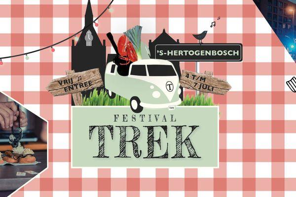 Festival Trek in Den Bosch
