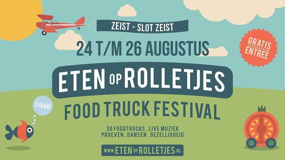 Foodtruck Festival Eten Op Rolletjes In Zeist Foodtruckspottersnl
