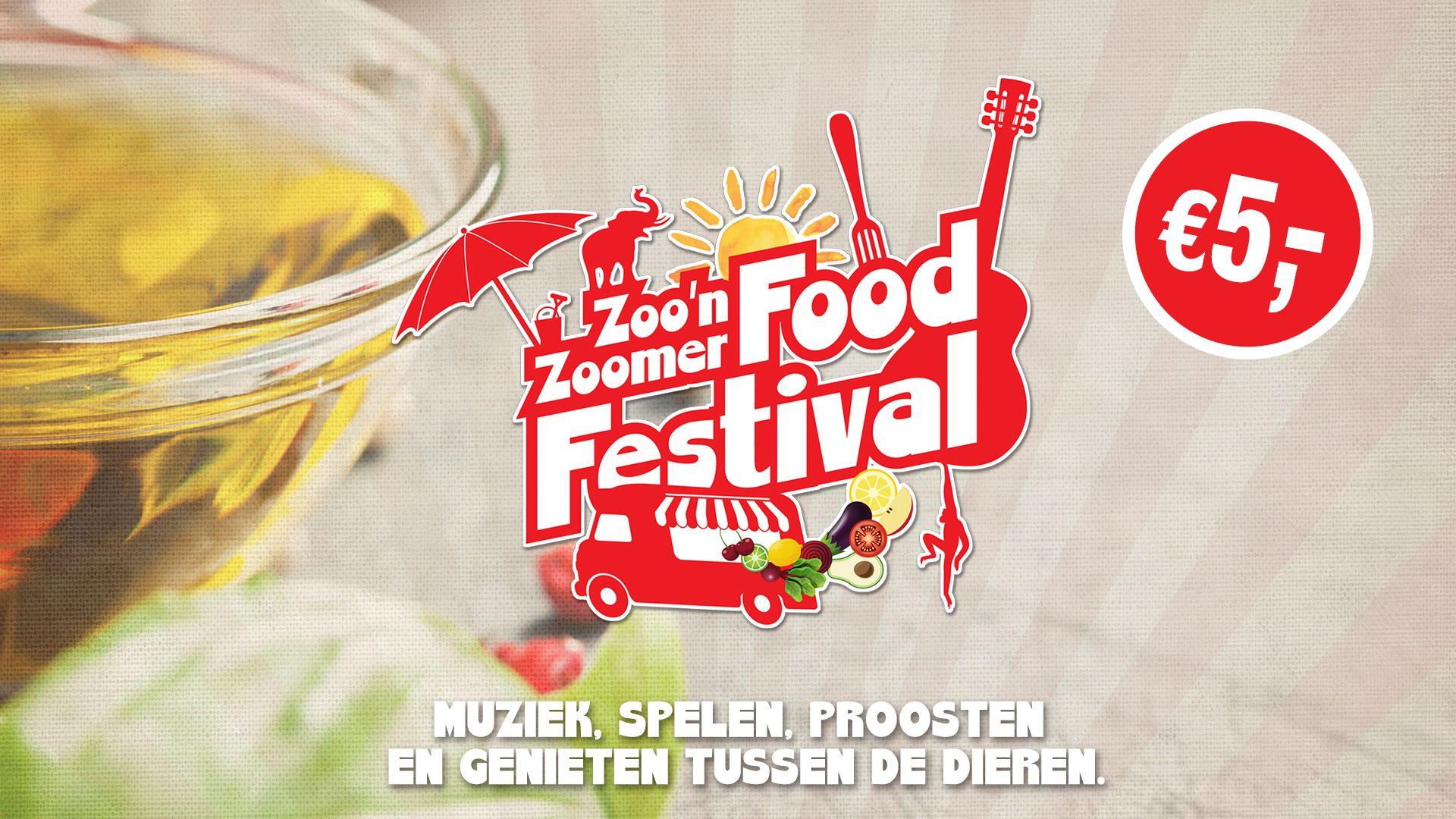 © Zoo'n Zoomer Food Festival