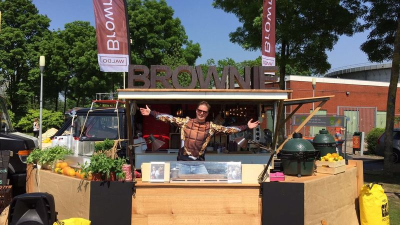 Brownie foodtruck Waldo