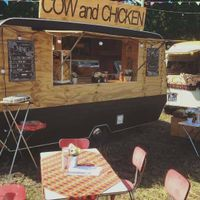 Cow and Chicken Foodcaravan
