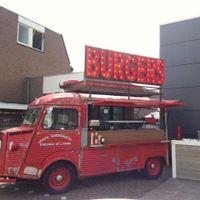 Firemans Burger Truck
