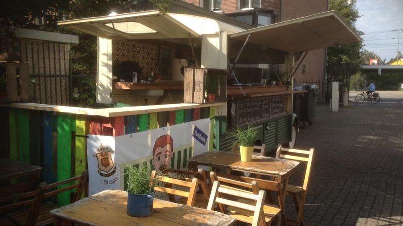 La Boucherie Mobiel Frans Café