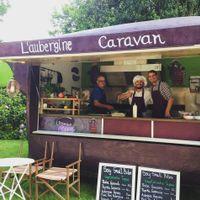L'Aubergine Caravan