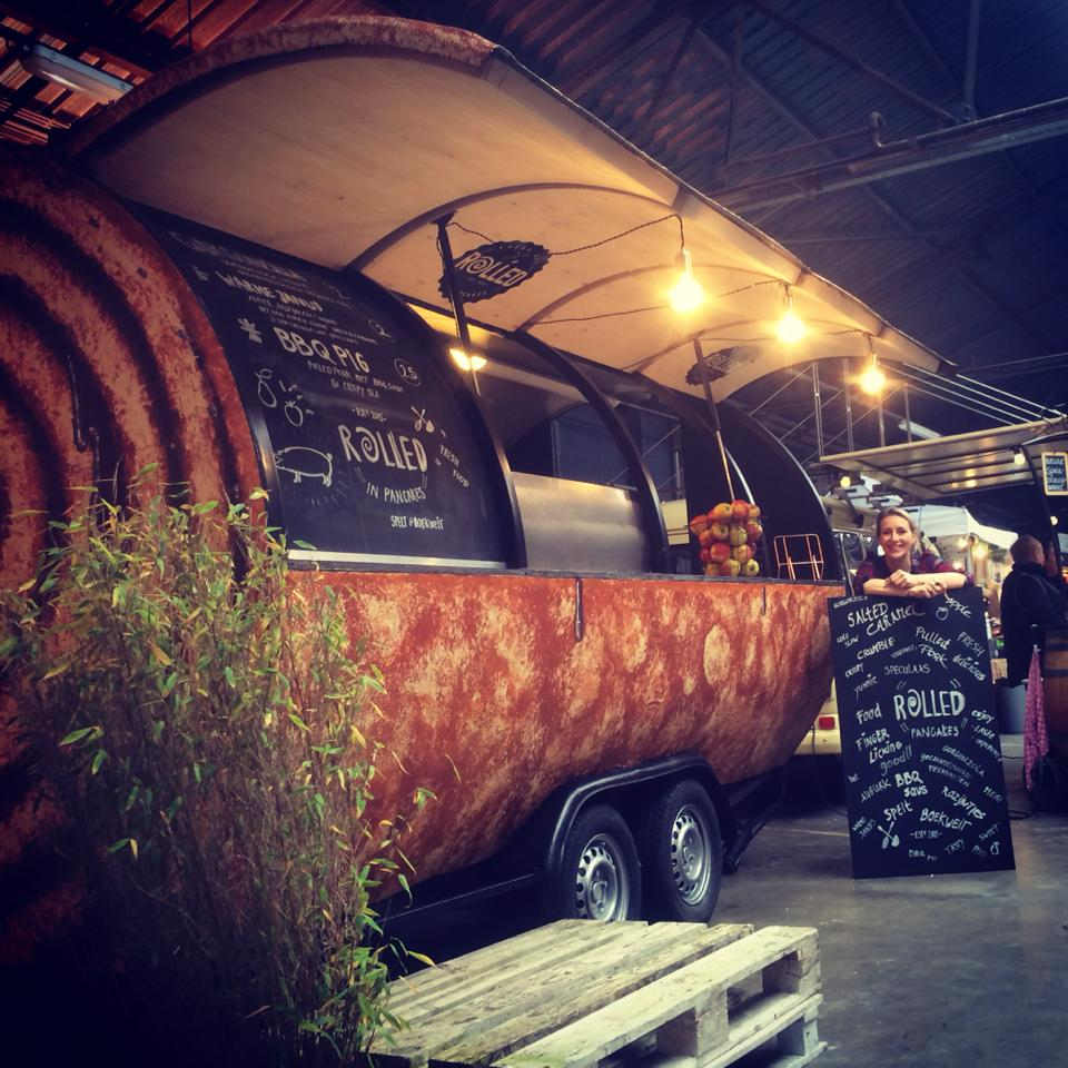 Barefoot Coffee truck