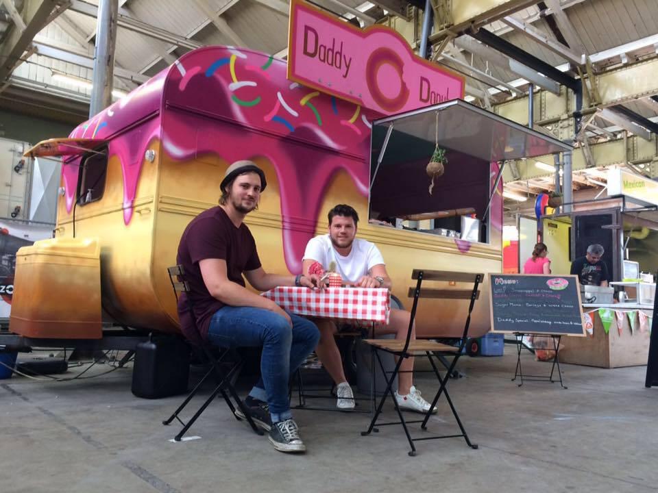 Daddy Donut Truck